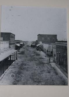 Pioneer Tucson-- photo from the Arizona Historical Museum
