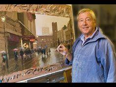 Bob Richardson - A Life in Pastel