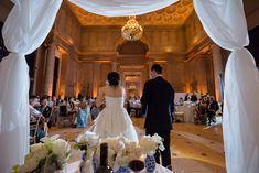 Asian Art Museum, Mermaid Wedding, One Shoulder Wedding Dress, Weddings, Wedding Dresses, Fashion, Bride Dresses, Moda, Bridal Gowns