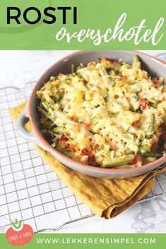 Good Healthy Recipes, Healthy Chicken Recipes, Vegetarian Recipes, Confort Food, Diner Recipes, Keto Recipes, Good Food, Yummy Food, Oven Dishes