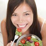 Vegetarian athlete