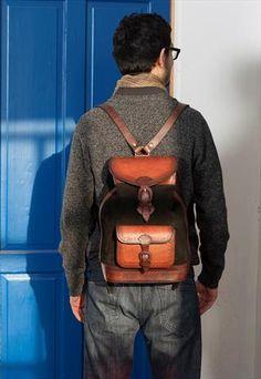 The Bamba Backpack £125.00