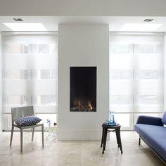 Deze dubbele rolgordijnen zorgen voor een mooie strakke afwerking in uw interieur.