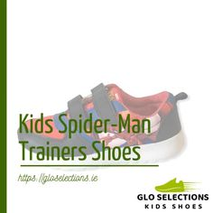 Let your Child enjoy a childhood full of fun with a perfect flexible trainer Mens Trainers, Flexibility, Spiderman, Childhood, Marvel, Children, Boys, Fun, Men's Tennis Shoes