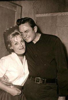 Johnny Cash winky face is so cute.