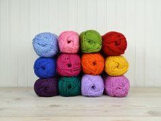 Deramores Studio DK Classic Rainbow Colour Pack | Deramores