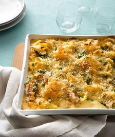 7 healthy casserole recipes