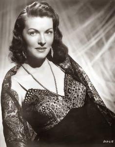 Vintage Glamour Girls: Paula Raymond