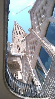 Barcelona Architecture, Sacred Architecture, Amazing Architecture, Antonio Gaudi, Spain Images, Renaissance Architecture, Spanish Art, Barcelona Travel, Spain Travel