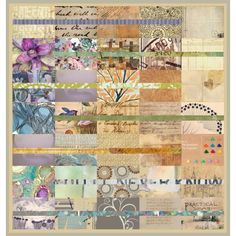 soft by shereeburlington on Polyvore featuring art