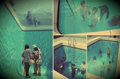 1000 Images About Pht Leandro Erlich On Pinterest Swimming Pools Kanazawa And Art Installations