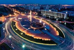 cityscapes night lights russia city lights monument statues museum hotel saint petersburg msk moskov