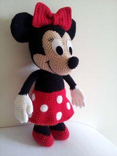 Minnie Mouse regalo de cumpleaños de la muñeca por Solutions2511