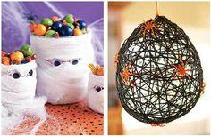 20 простых идей как украсить дом на Хэллоуин