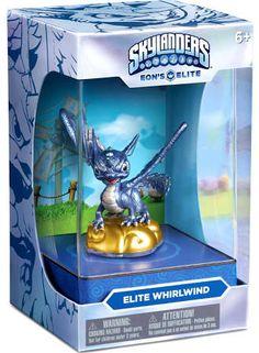 Elite Whirlwind Figure Pack Eon's Elite Skylanders Trap Team
