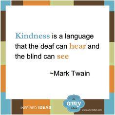 Amy Tobin Inspired Ideas Quotes Mark Twain