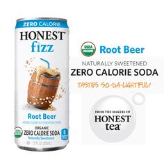 Honest Fizz Root Beer