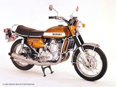 Suzuki GT 750 1972-1977