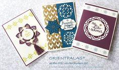 Stampin´ Up! - Stempeln mit René: Produktpakete ORIENTPALAST - Jetzt bestellen!