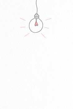 Bright new ideas doodle Wallpaper Iphone Cute, Wallpaper Quotes, Powerpoint Background Design, Background Designs, Instagram Frame Template, Instagram Background, Flower Background Wallpaper, Collage Template, Story Instagram