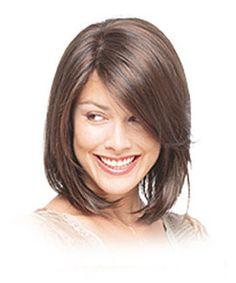 Women's Shoulder-Length Layered Hairstyles http://haircut.araer.org/medium-length-hairstyles-for-thin-hair-2015/