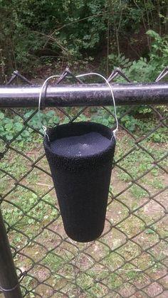 $0.40 mosquito trap. NO POISON!