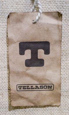 Tellason #hangtag
