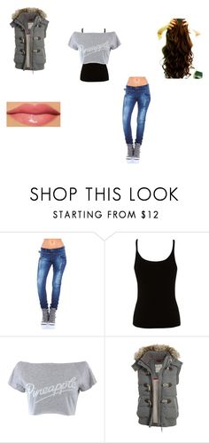 """""""Untitled #138"""" by kena-luv ❤ liked on Polyvore featuring AX Paris, Lipsy, Retrò, memento and Fat Face"""
