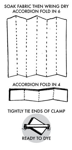 Lattice Clamp Illustrated instructions