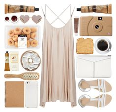 I wish you were here.. by xrheenax on Polyvore featuring polyvore fashion style ASOS BCBGMAXAZRIA Wildfox Korres Aesop Crabtree & Evelyn Fresh Michael Van Clarke Poketo clothing