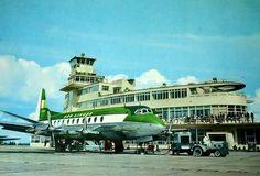 Viscount at Dublin airport Dublin Airport, Viscount, Statue Of Liberty, Ireland, Aircraft, Australia, Explore, Building, Fashion History
