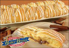 Butter Braid Brand Pastries