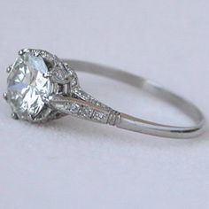 edwardian ring  ,............love!