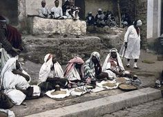 Africa: Old photo, Tunisia