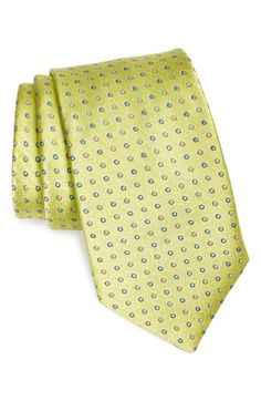 John W. Nordstrom® Woven Silk Tie available at #Nordstrom
