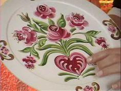 Miniaula De Pintura Bauernmalerei - AgaClip - Make Your Video Clips