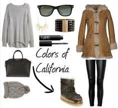 Cosa c'è di meglio di essere comode e calde sulla neve? Essere alla moda con i winter boots Colors of California!!