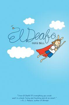 Books that teach empathy: El Deafo