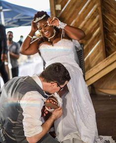 #interracialmarriage #wedding #weddingideas #weddingdress #weddinginspiration #blackwomenmakeup #blackwomenrock #blackbride #loveyourself White Man, Black And White, Dating Black Women, Interracial Marriage, Black Bride, Best Dating Sites, Men Looks, Weddingideas, Wedding Inspiration