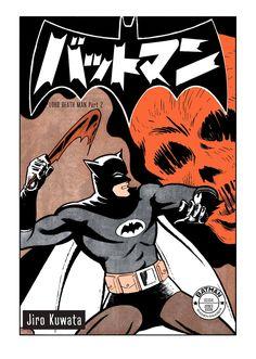 Batman – The Jiro Kuwata Batmanga 002 (2014)   Viewcomic reading comics online for free