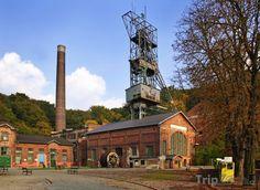 Landek Park Mining Museum - Ostrava, Czech Republic Czech Republic, Trip Advisor, Museum, Mansions, Park, House Styles, Home, Italia, Manor Houses