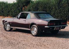 1967 CHEVROLET CAMARO RS/SS CONVERTIBLE - 61018
