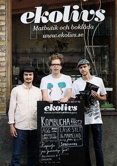 Ronnebygatans Ekolivs - medlemsdriven butik