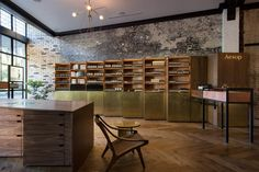 Aesop stores by Frida Escobedo, Tampa, Miami – Florida » Retail Design Blog