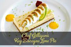 Celebrate National Pie Day with Chef Gilligan's Key Biscayne Lime Pie. http://www.premiercustomtravel.com/cruises/royalcaribbean.html #Travel #Cruising #RoyalCaribbean #Dessert #Pie #KeyLimePie