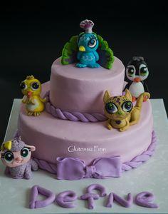 littlest cake (glutenfree)