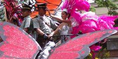Desfile fiestas Ibagué
