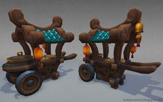 What Are You Working On? 2013 Edition - Polycount Forum  by kylejensen