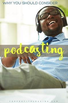 If you haven't gotten started podcasting, you should consider it as a way to add a little something extra to your blog.