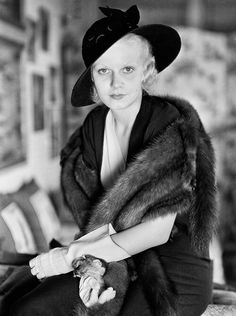 Jean Harlow Shrine : Photo
